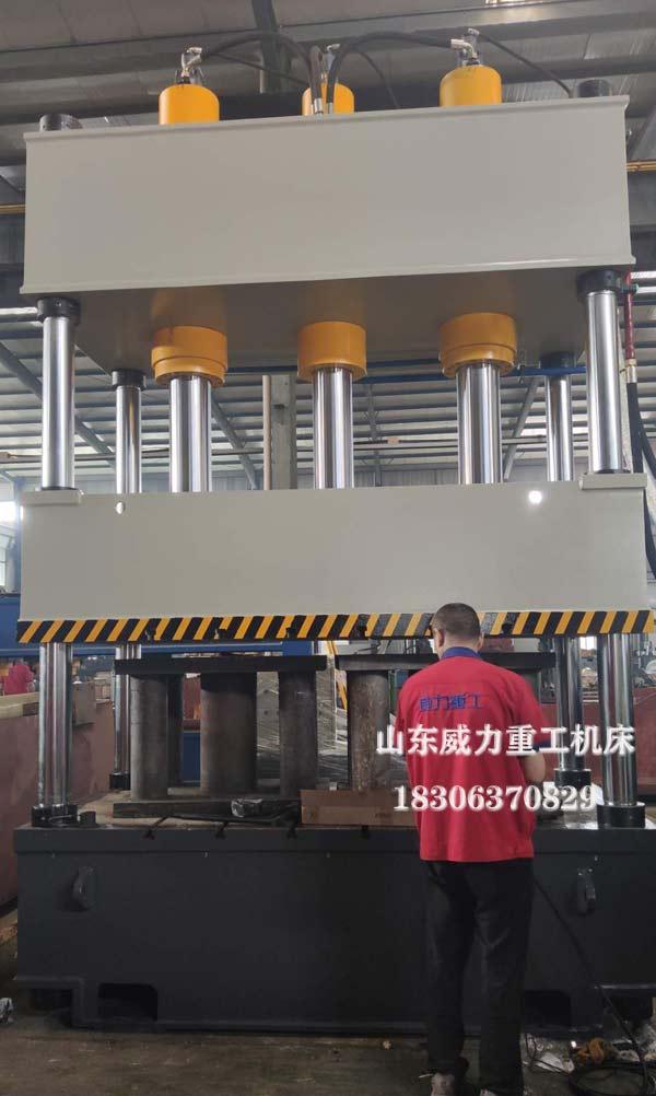 315吨三缸液压机