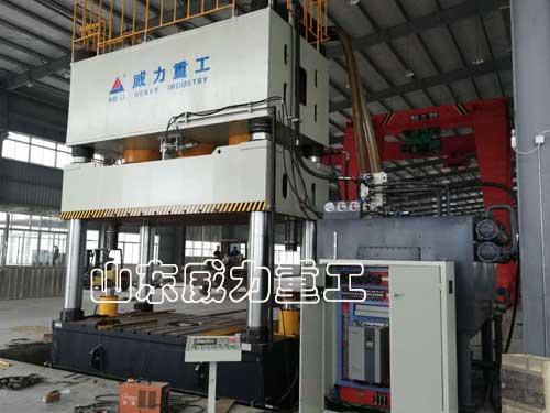2000吨玻璃钢制品模压成型液压机