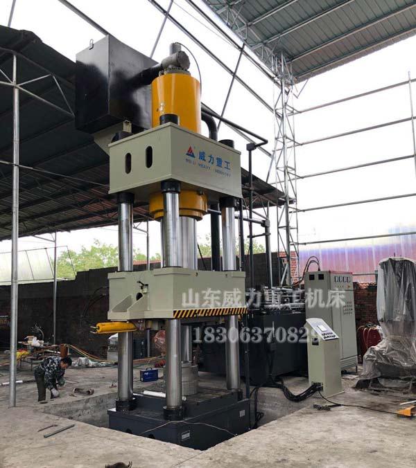 滕州1000吨热锻机