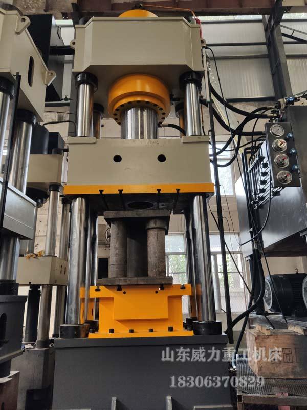 630吨快速热锻成型液压机