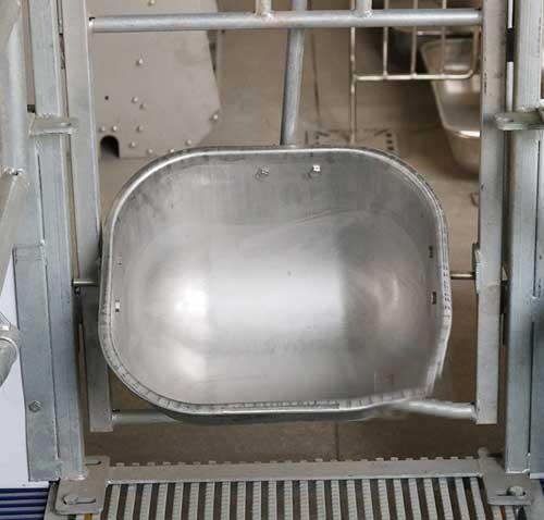 猪用不锈钢食槽